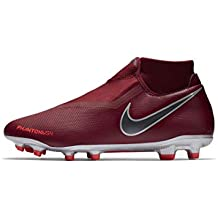 the best attitude 9f2ab 000bf Nike Phantom Vsn Academy DF Fg/MG, Scarpe da Calcetto Indoor Unisex – Adulto
