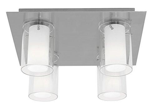 moderna-lampara-de-techo-las-vegas-1-en-acero-inoxidable-acabado-con-claro-y-vidrio-satinado-conos-l