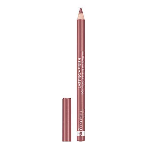 RIMMEL LONDON Lasting Finish 1000 Kisses Stay On Lip Liner Pencil - Rose Quartz
