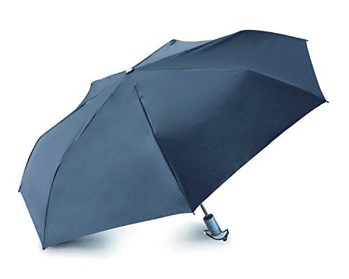 Lexon Parapluie canne, gris (Gris) - 16104