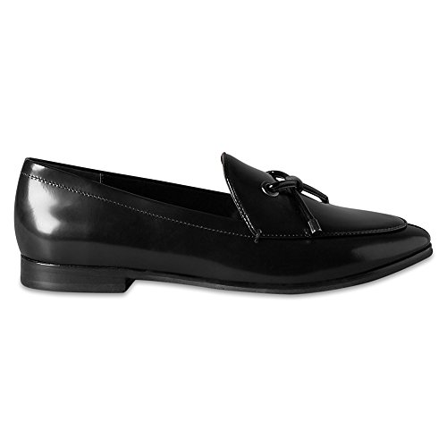 Marks & Spencer AUTOGRAPH T020231 Leather Block Heel Loafers Insolia Flex®RRP £59...
