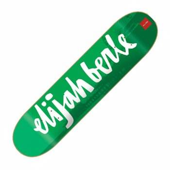 Chocolate Elijah Berle Chunk City 8.5inch Skateboard Deck