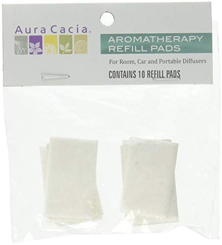 Aromatherapy Diffuser Refill-Pads 10 Refill Pads - Aura Cacia - Anzahl 1 -