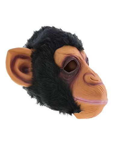 TrendClub100® Latex Tier Maske - AFFE Monkey -