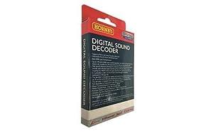 Hornby R7142 TTS - Decodificador de Sonido (Accesorio de riel Clase P2)
