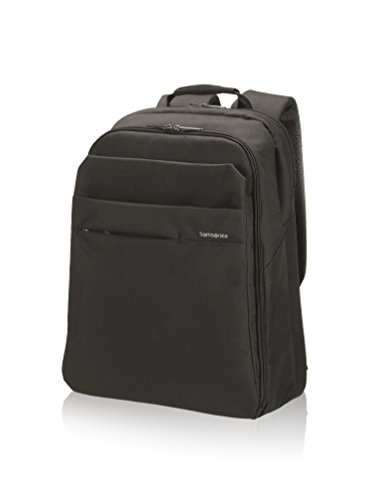 Samsonite 927922 - Maletín portátil, 16'', color negro