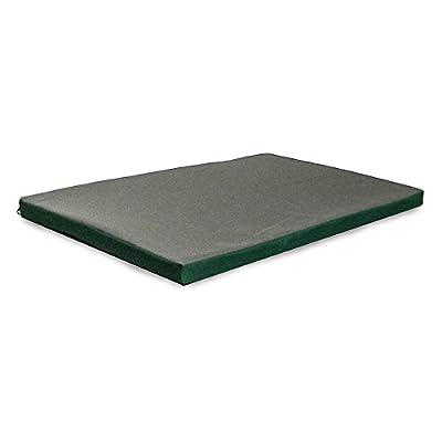 FurHaven NAP Pet Bed Crate or Kennel Pad Dog Bed, Water-resistant Outdoor Indoor