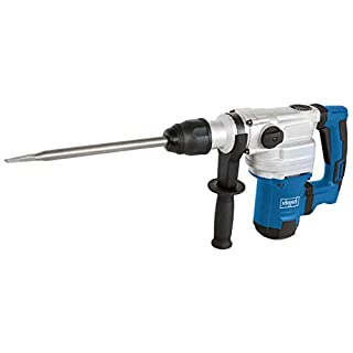 Scheppach DH1200MAX Perforateur Burineur, Bleu