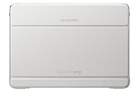Samsung EF-BP600BWEGWW Diary Tasche für Samsung Galaxy Note 10.1 (2014 Edition) weiß