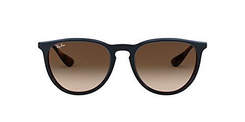 Ray-Ban Unisex-Erwachsene 4171 Sonnenbrille, Transparent Brown Sp Blue/Browngradientdarkbrown, 54