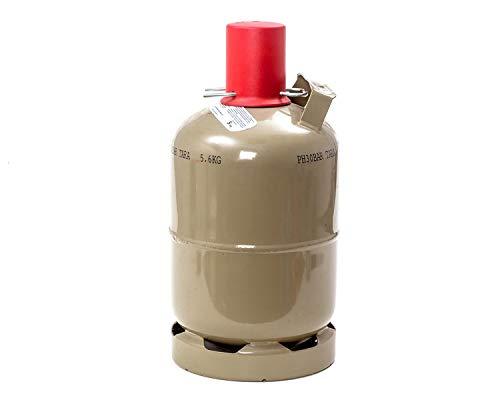 CAGO 5 kg Gas-Flasche Propangas Neu Grillgas Flüssiggas Campinggas -