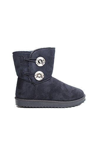 ugg-classic-botas-mujer-azul-azul-marino-41-eu