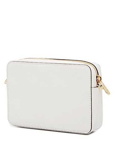MICHAEL by Michael Kors Flowers Optic Bianco Medium Crossbody Borsa Optic Bianco