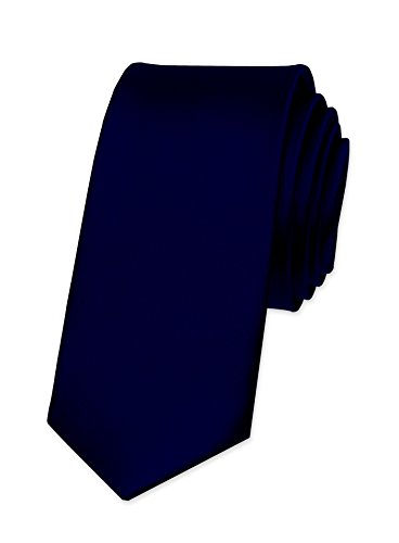 Autiga -  cravatta  - uomo blu scuro taglia unica