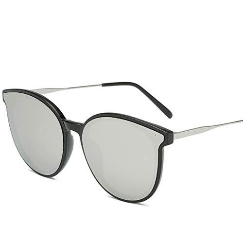 Ofliery Bonbonfarbene Sonnenbrillen für Herren Damen Street Fashion Glas Radfahren Laufen Fahren Angeln (Color : D)
