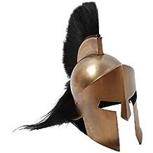 Casco corintio - espartanos, griegos, 300