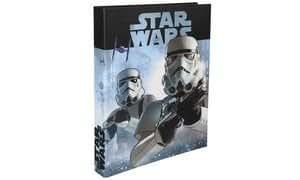 UNDERCOVER Classeur à anneaux Star Wars, format A4