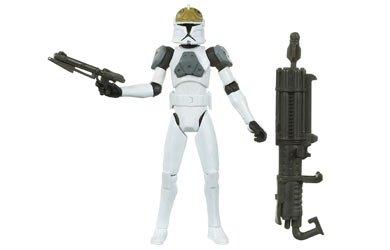 Star Wars Clone Wars Clone Tank Gunner CW36