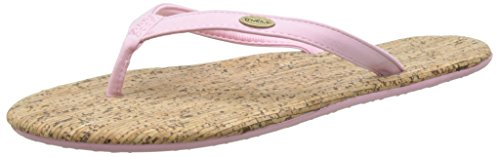 O'Neill Fw Cork Bed Flip Flop, Tongs femme Pink (Pale Blush)