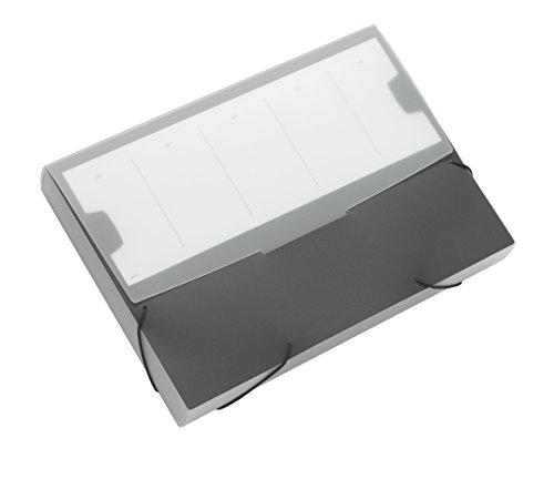 Durable 247457 Boîte de classement Avec étiquettes Épaisseur 40 mm Gris/anthracite