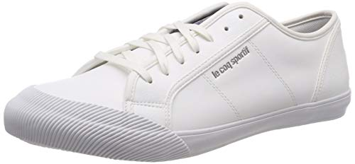 Le Coq Sportif Deauville Winter Craft Optical White/Dre, Sneaker Uomo, Bianco Dress Blue Blanc, 46 EU