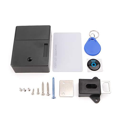 Enyu unsichtbare RFID Elektronischer Schrank Smart Lock IC Card Sensor RFID Schubladenschlösser -