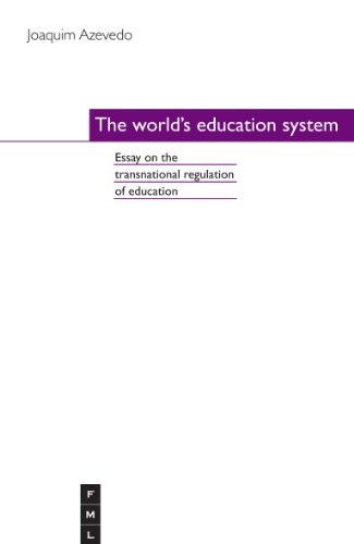 the worlds education system essay on the transnational regulation