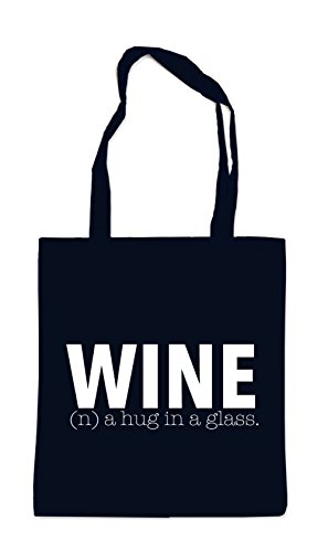 Wine Bag Black Certified Freak