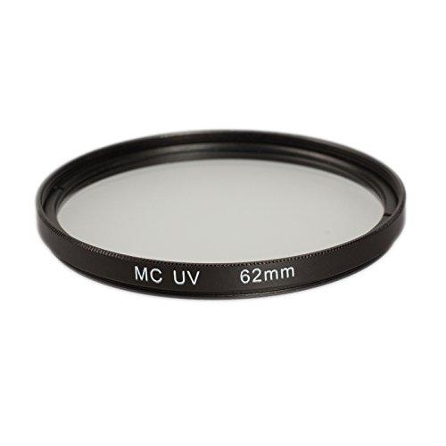 Ares Foto® Filtro di protezione UV 62mm (multicoated) per Tamron AF 18-200mm F/3.5-6.3 XR Di II LD A