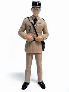 Norev - 140503 - Figurine - Gendarme Tenue Sable - Echelle - 1/18e
