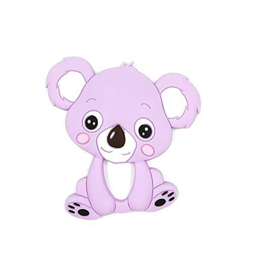 Molar juguete silicona Mordedor 1pcs dibujos animados