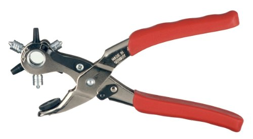 Connex COXT194170 Eyelet and Punch Plier A/ B/ C