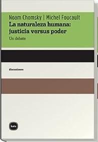 Naturaleza Humana,La 2?ed par Michel Foucault