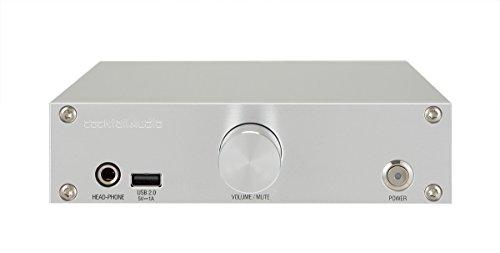 CocktailAudio N15D-L2000-s HD HiFi Musik Server, 2TB, 6,35 cm, (2,5 Zoll) Festplatte Silber