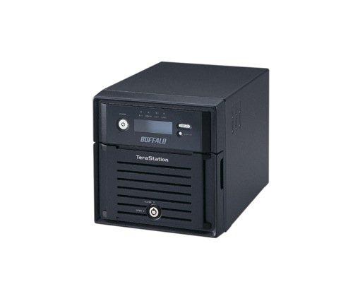 Buffalo TS-WX4.0TL/R1 TeraStation Duo NAS-System 4TB (8,9 cm...