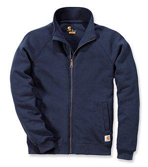 Carhartt K350 Mens Mi Lourd Zip Avant Hooded Sweatshirt