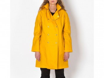 66 North Iceland Damen Regenmantel Laugavegur Rain Coat von 66 North Iceland - Outdoor Shop