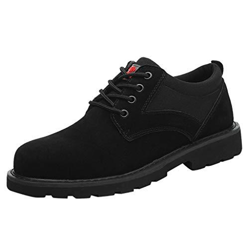 Scarpe da Lavoro Scarpe Antinfortunistiche da Uomo Scarpe protettive da Donna con Protezione in Acciaio per Punta e Calcio Scarpe Antinfortunistiche Scarpe protettive Sportive Sneaker