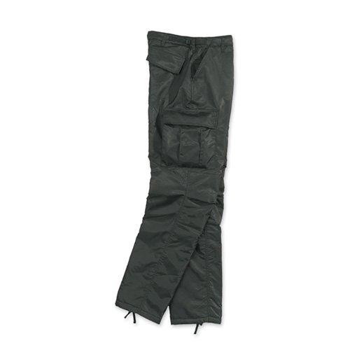 Mil-Tec US MA1 Pantaloni termico nero Taglia XL