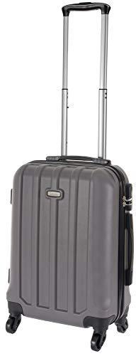 Cahoon - Hartschalen-Koffer Trolley Handgepäck 4-Rollen Reisekoffer 501 (M-L-XL zur Auswahl)