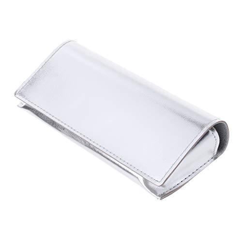 Manyo Gläser Aufbewahrungsbeutel Kunstleder Sonnenbrille Soft Portable Protector Fall