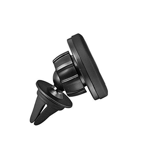360° Universal Magnet Handy Navi Halterung Auto KFZ LKW Lüftungsgitter Iphone Samsung HTC LG Sony BMW VW Audi Mercedes