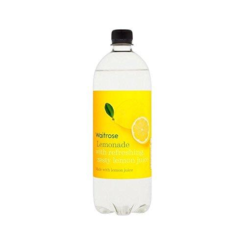 Limonade Citron Espagnol 1L Jus De Waitrose (Paquet de 2)