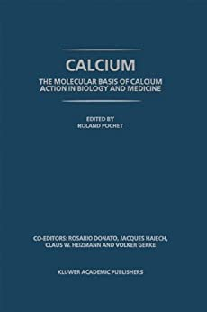 Descargar Por Torrent Calcium: The molecular basis of calcium action in biology and medicine PDF Gratis