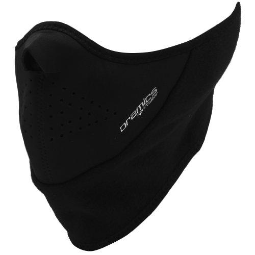 Oramics Sport - UNIVERSALE Thermo-Gesichtsmaske (Oramics Schwarz Thermo) (Neopren Halb-gesichtsmaske)