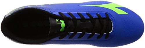 Verde 7 Mg14 Azul De Azzurro Zapatos tri Ácido nero Fútbol Diadora Hombre qzwHTz