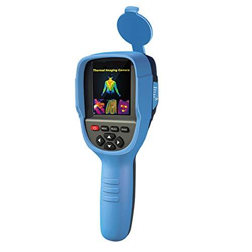 JDUEFD Handheld IR Digital Auflösung 220 x 160 Wärmebildkamera Detektor Kamera Infrarot Temperatur Erhitzen mit Speicherübereinstimmung Temperatur Messbereich -20 ℃-300 ℃ (-4 ℉-572 ℉ Bildrate 9Hz C300 Usb