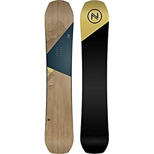 Nidecker Herren Freestyle Snowboard Escape 162W 2019