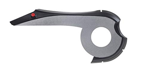 Hebie Kettenschutz für Bosch 20Z Active Line grau/schwarz 2018 Fahrradkette