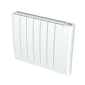 Cayenne 3516215052880Celia Radiador por inercia cerámica, 1500W, color blanco brillante